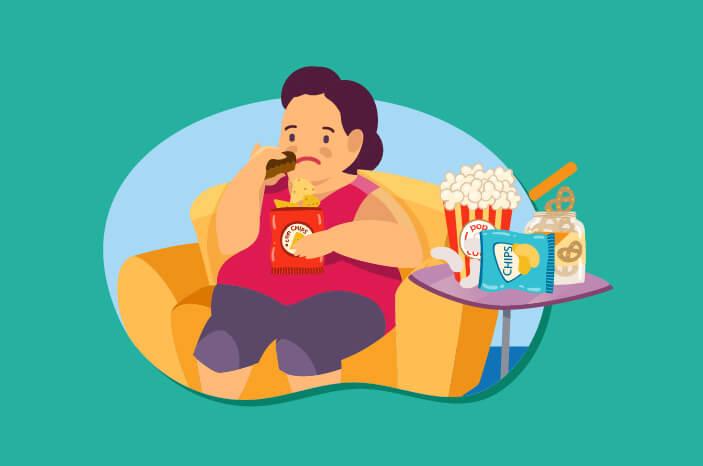 Harus Tahu, Ini Alasannya Obesitas Bisa Memicu Kanker