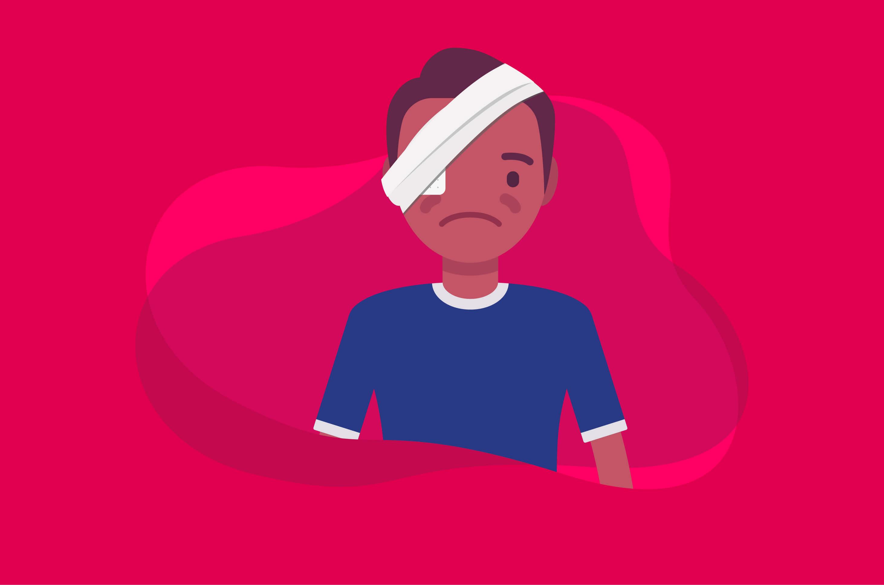 Hati-Hati, Cedera pada Mata Bisa Sebabkan Iridosiklitis
