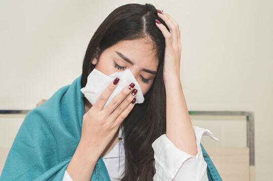 Hidung Gatal Bisa Bikin Rinitis Alergi, Begini Cara Atasinya