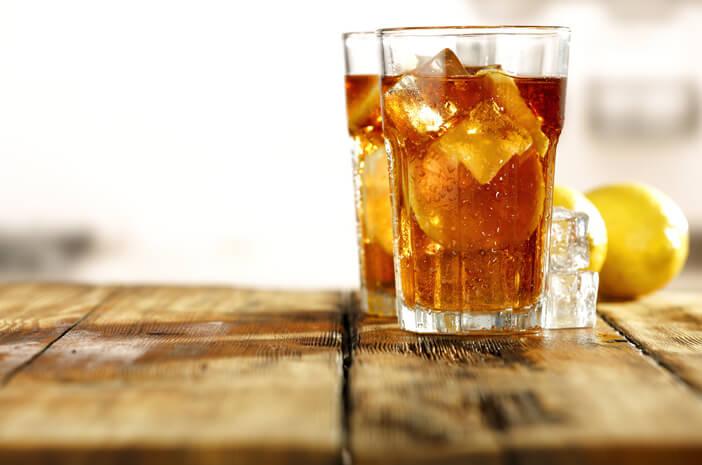 Bahaya Minum Es Saat Berbuka, Puasa, minuman dingin saat buka puasa