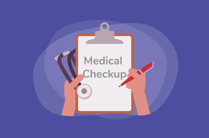 Pemeriksaan fisik, medical check up