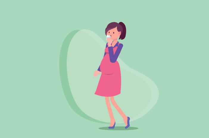 nutrisi saat puasa, ibu hamil saat puasa