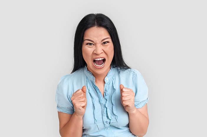 Ibu Mudah Marah Bisa Berdampak pada Karakter Anak, Benarkah?