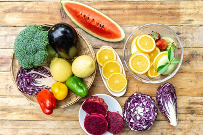 Kanker, puasa, makanan sehat saat puasa