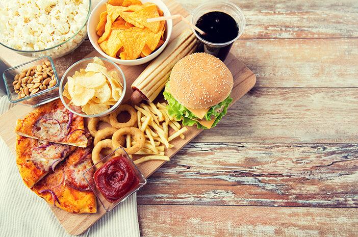 Ingat, 4 Makanan Ini Wajib Dihindari Pengidap Vertigo