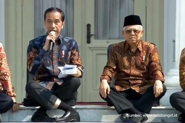 Ingin Punya Kaki Lentur Seperti Jokowi? Ini Tipsnya