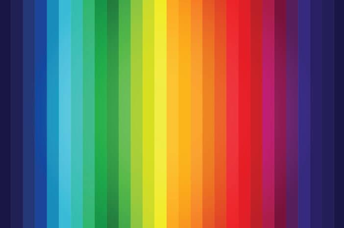 Psikologi, kepribadian warna favorit