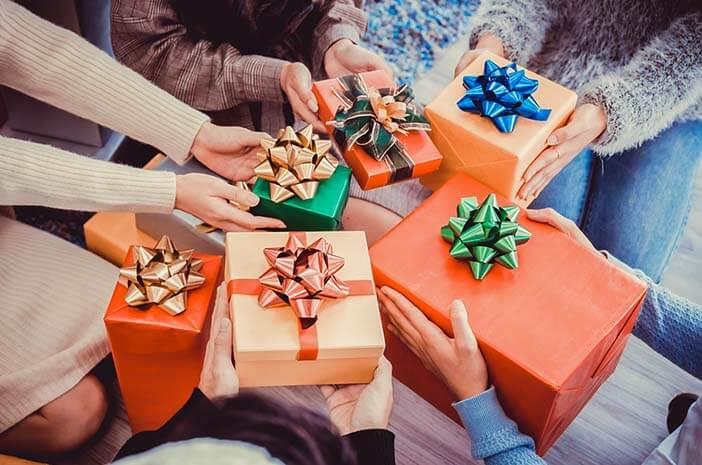 Ini Dampak yang Terjadi pada Tubuh saat Menerima Kado Natal