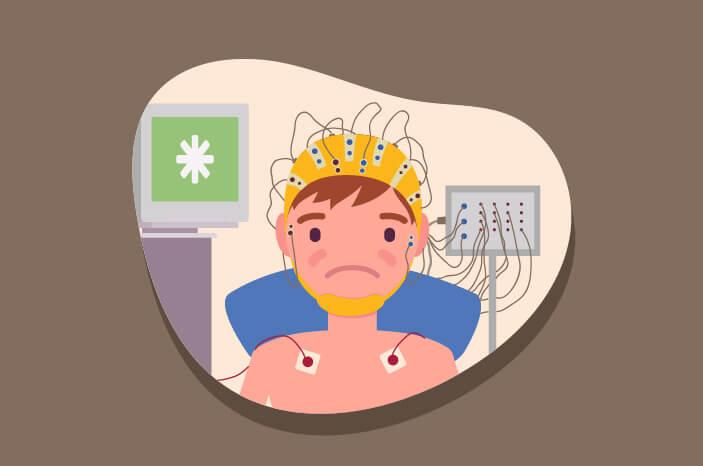 EEG,  Brain Mapping, aktivitas listrik pada otak