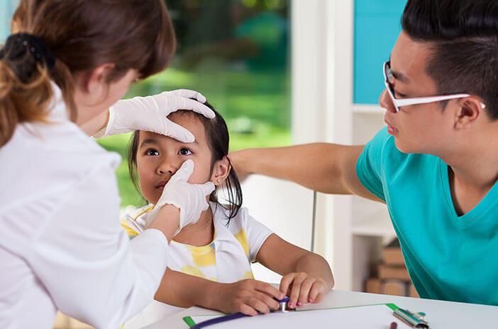 Ini 5 Cara Jaga Kesehatan Mata Anak Sejak Dini
