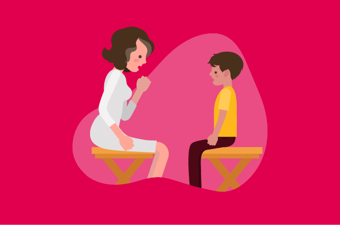 Terapi wicara, komunikasi pada anak