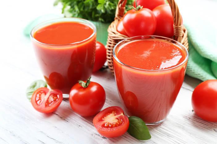 Ini 3 Manfaat Baik Tomat Bagi Kecantikan Kulit Wajahmu