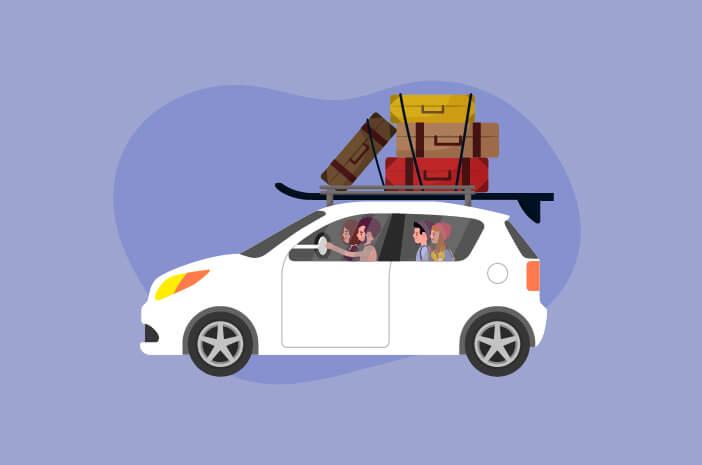 Ini Aturan Aman Berkendara saat Arus Balik Mudik