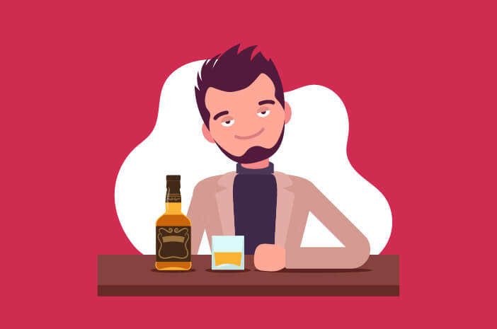 Ini Dampak Negatif Kecanduan Alkohol pada Tubuh