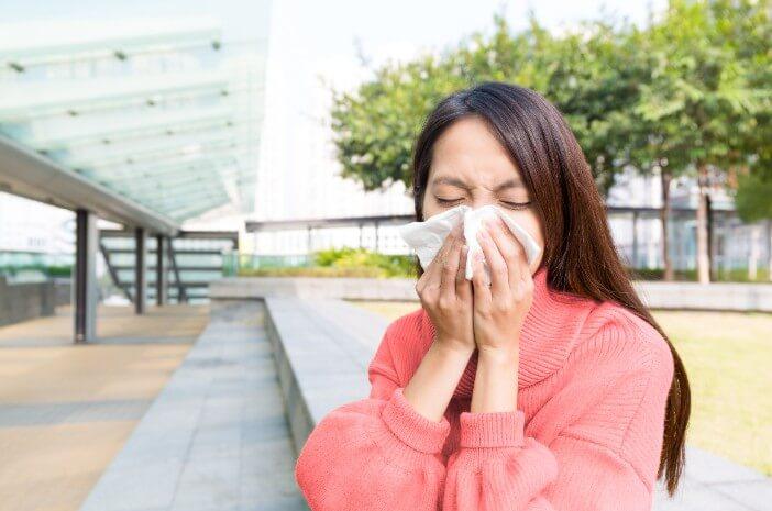 MERS,Flu, sesak napas