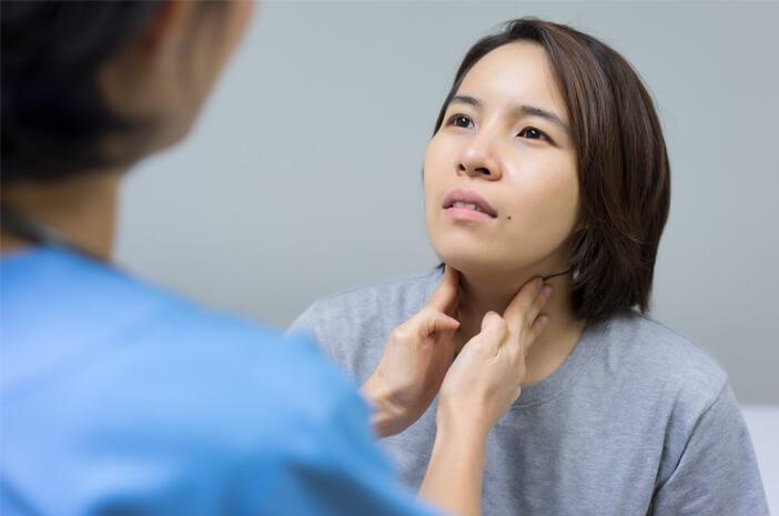 Inilah Fakta Seputar Kanker Tenggorokan