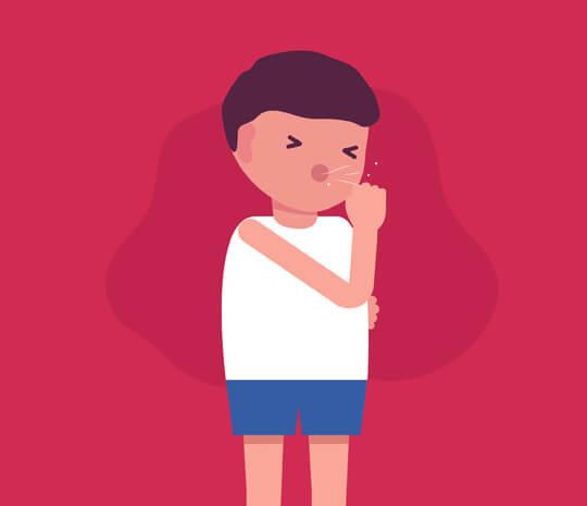 Inilah 3 Tahapan Perkembangan Batuk Rejan pada Anak