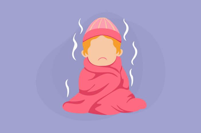 Ini Pertolongan Pertama untuk Tangani Hipotermia