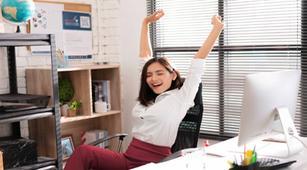 Ini Pola Hidup Sehat Saat Puasa Bagi Pekerja Kantoran