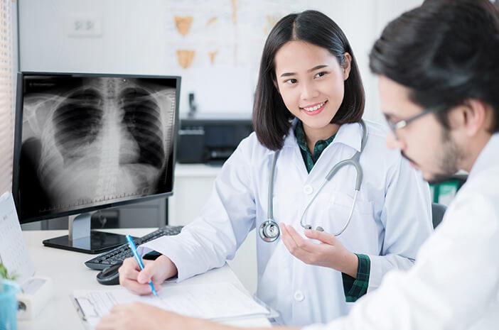 Ketahui Kondisi yang Perlu Pemeriksaan Spesialis Radiologi