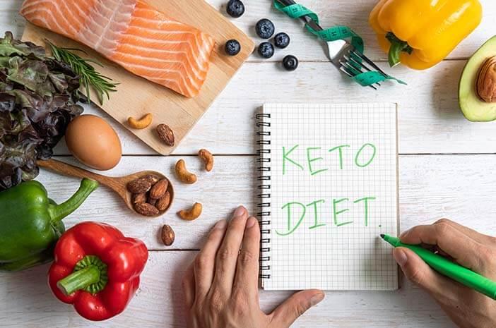 Jangan Sembarangan, Ini 6 Efek Samping Dari Diet Keto