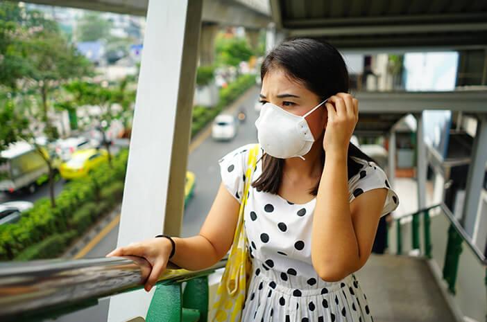 Jangan Anggap Sepele, Ini Bahaya Terlalu Banyak Menghirup Karbon Monoksida