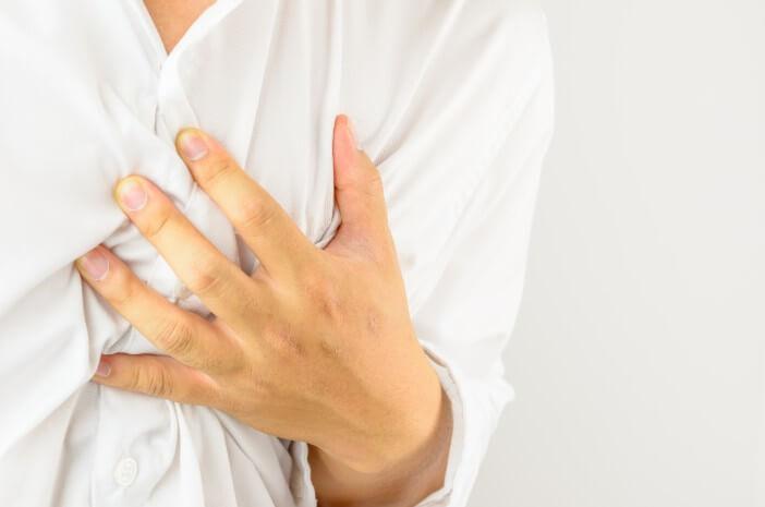 Jantung Berdetak Sangat Kencang? Waspada Gejala Pneumotoraks