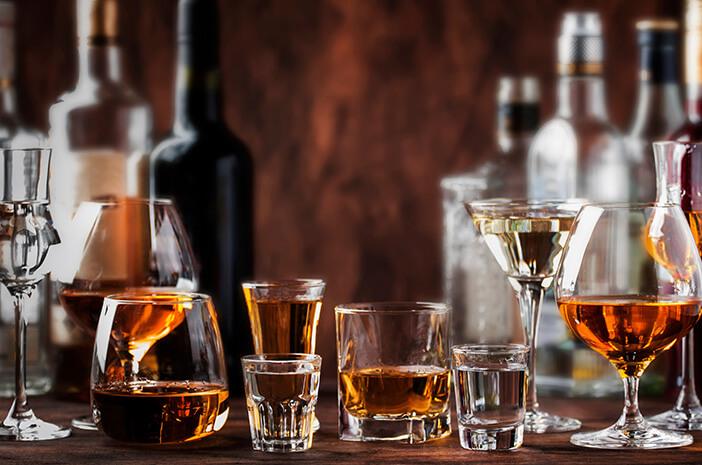 Kebiasaan Konsumsi Alkohol Picu Delirium Tremens