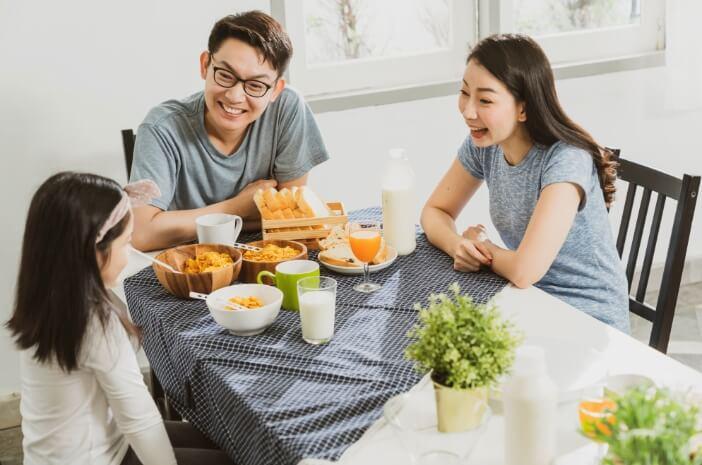 Kedekatan dengan Keluarga Tingkatkan Kualitas Kesehatan