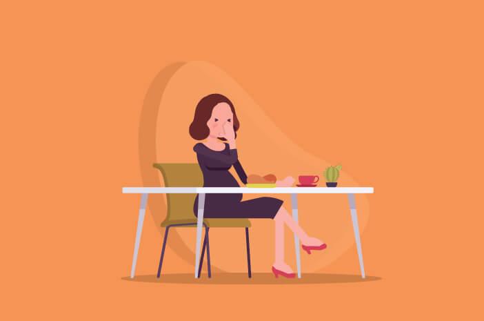 Kenali Gangguan Makan yang Dapat Terjadi pada Ibu Hamil