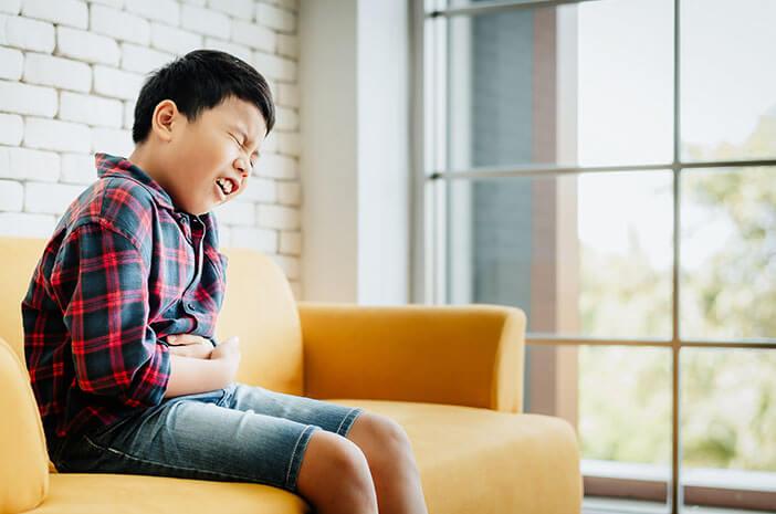 Kenali Gejala Hematochezia pada Anak