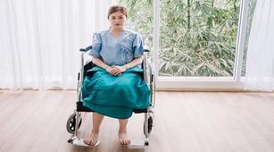 Kenali Quadriplegia yang Sebabkan Kelumpuhan