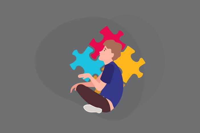 sindrom angelman, autisme