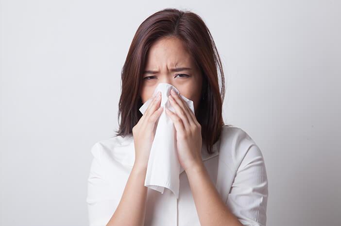 Ketahui Cara Virus Flu Menular
