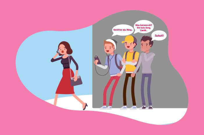 Ketahui Jenis Pelecehan Seksual dan Cara Menghadapinya