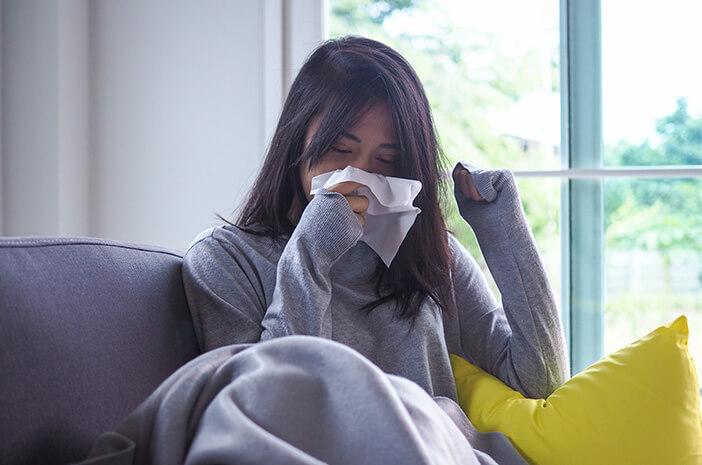 Komplikasi yang Terjadi karena Gangguan Imunodefisiensi