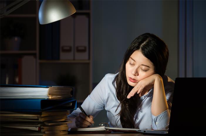 Kurang Tidur Bisa Pengaruhi Kesehatan Mental