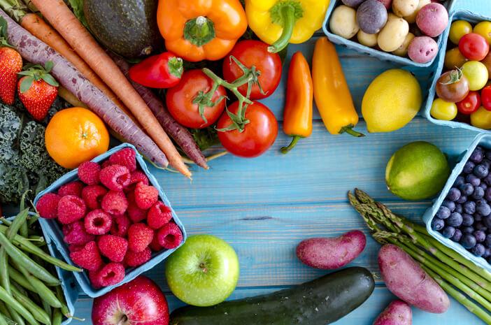 Lagi Diet, Coba Makanan Rendah Kalori Ini Saat Berbuka