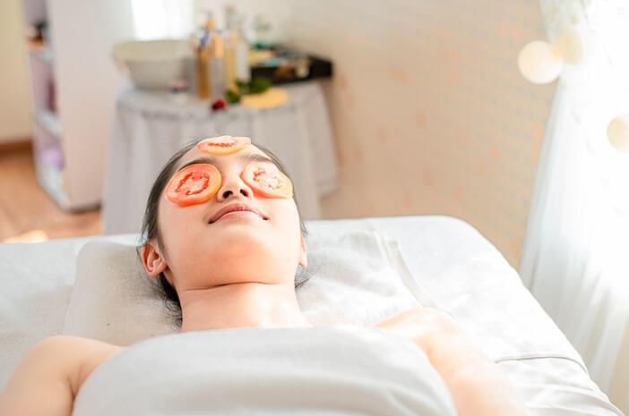 Manfaat Masker Tomat untuk Kesehatan Kulit Wajah