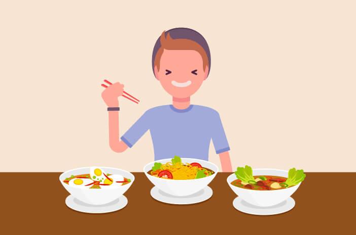 Masalah Kesehatan yang Disebabkan oleh Binge Eating Disorder