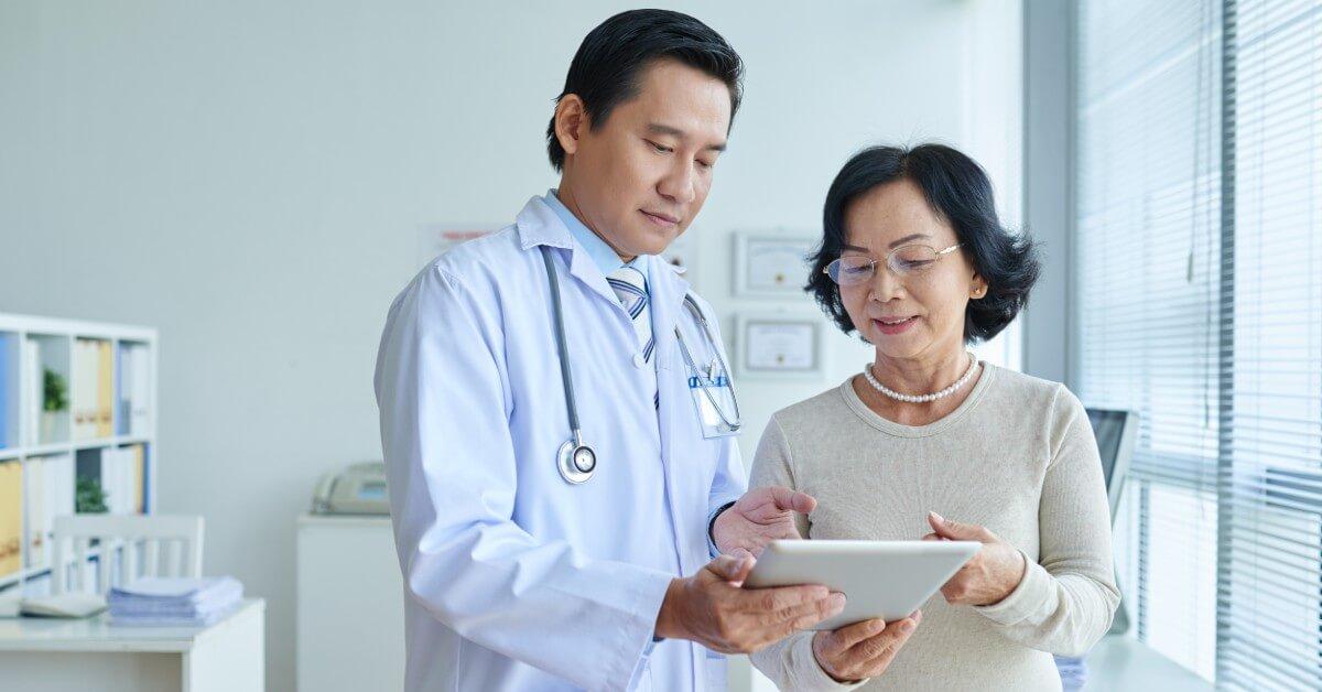 Pemeriksaan fisik, medical check up untuk lansia