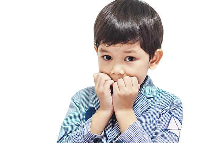 Menakut-nakuti Anak Bisa Sebabkan Fobia