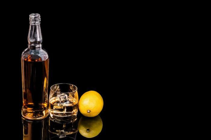 pecandu alkohol, penyebab beri beri