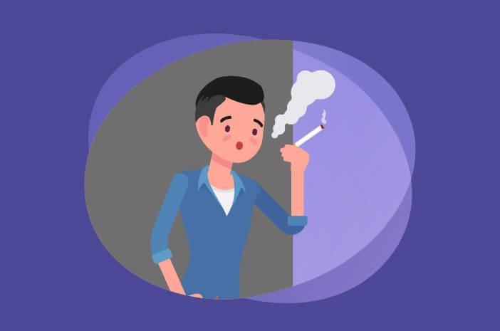 Bahaya Merokok Gambar Animasi Mengapa Perokok Bisa Mengalami Keracunan Arsenik