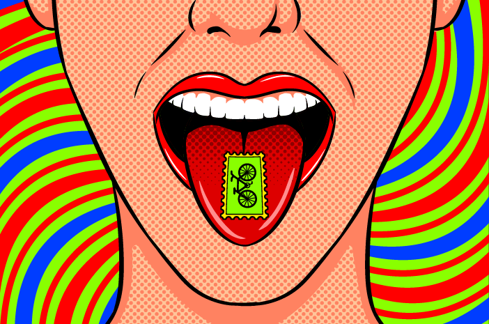 Mengenal Bahaya LSD, Narkotika yang Hendak Digunakan B.I Ikon