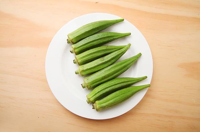 okra, sayuran yang baik untuk pengidap diabetes