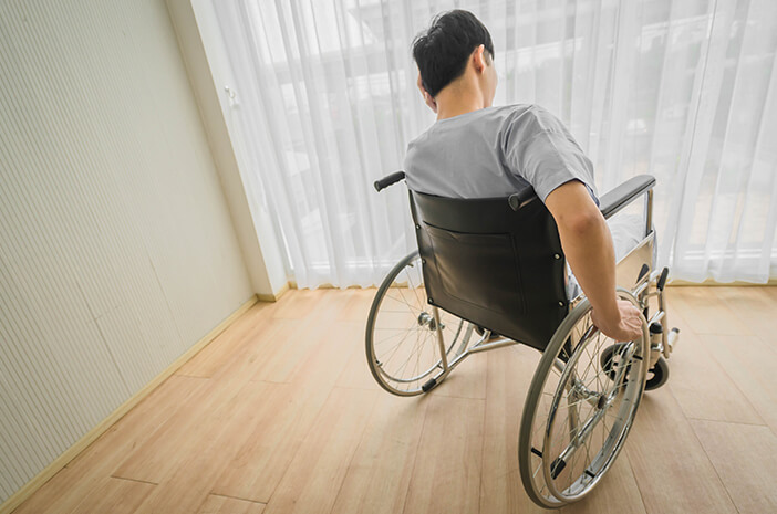 Mengidap Quadriplegia, Inilah Hal yang Harus Dihadapi