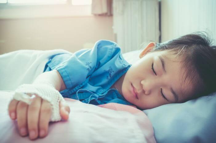 Mengidap Neuroblastoma, Tubuh Akan Mengalami Ini
