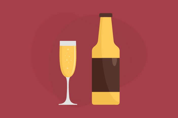 Mitos atau Fakta, Pecandu Alkohol Mudah Alami Patah Tulang Pelvik