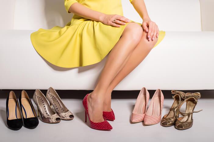 Mitos atau Fakta, Sepatu yang Ujungnya Sempit Bisa Sebabkan Paronikia